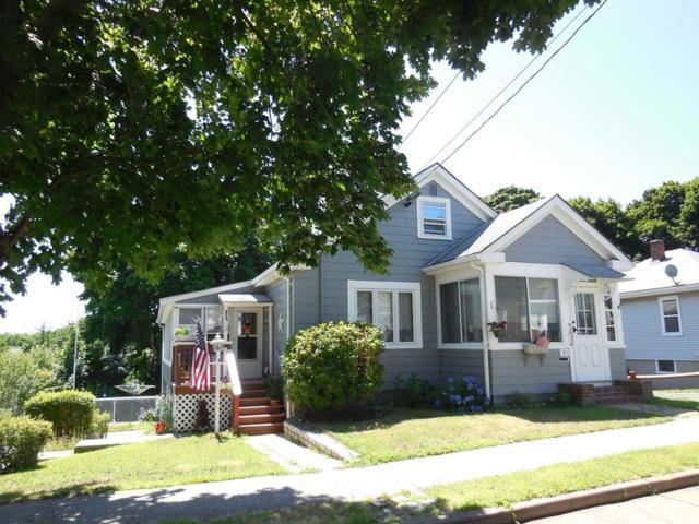 120 Elliot, Quincy, MA 02171 (MLS #72378380) :: Westcott Properties
