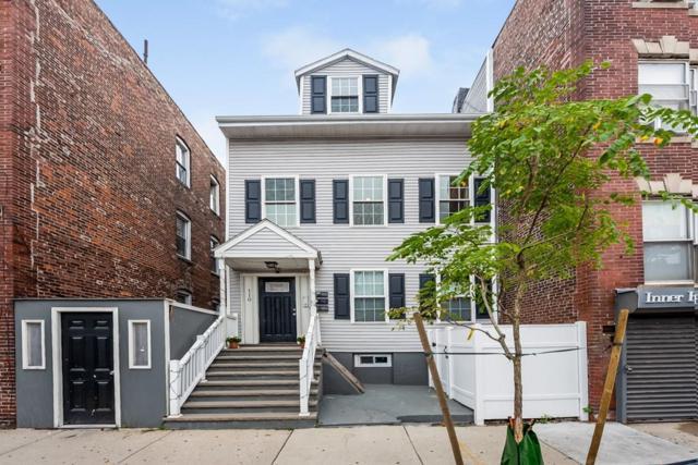110 Chelsea St #2, Boston, MA 02128 (MLS #72378609) :: Commonwealth Standard Realty Co.