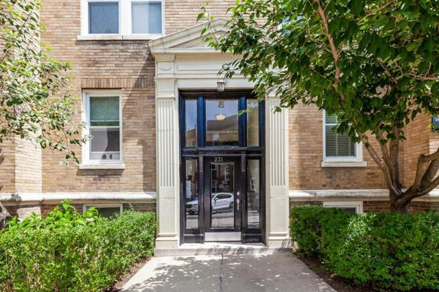 231 Freeman St #2, Brookline, MA 02446 (MLS #72378685) :: The Muncey Group