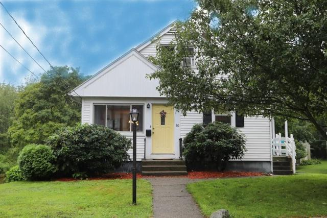 30 Perry Street, Auburn, MA 01501 (MLS #72378723) :: Hergenrother Realty Group
