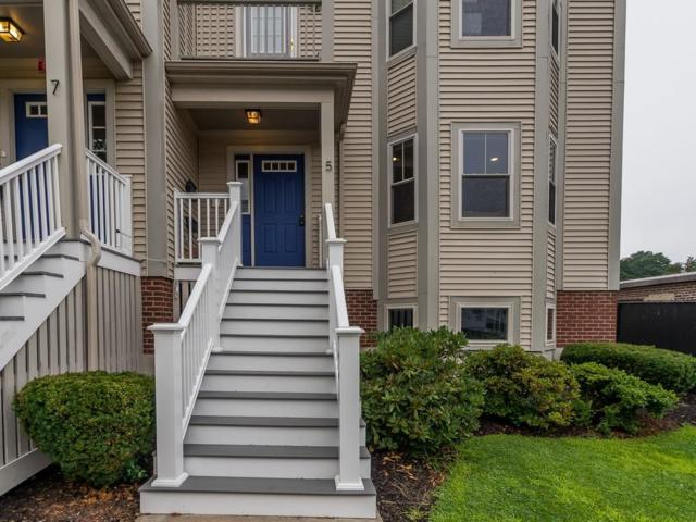 5-A Iona St 5A, Boston, MA 02131 (MLS #72378764) :: Apple Country Team of Keller Williams Realty