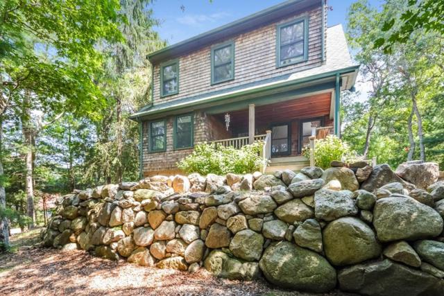 60 Clay Pond Rd, Bourne, MA 02532 (MLS #72378819) :: Driggin Realty Group