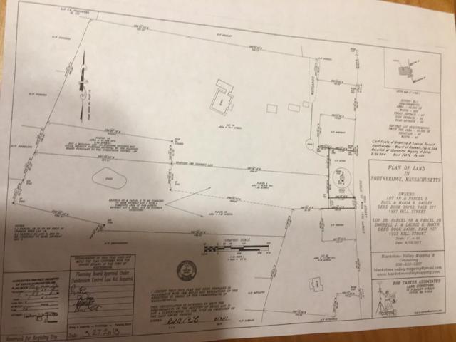 Lot 2 Hill St, Northbridge, MA 01534 (MLS #72378828) :: Driggin Realty Group