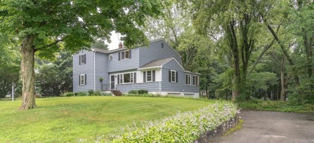 4 Wyman Road, Lexington, MA 02420 (MLS #72378961) :: Commonwealth Standard Realty Co.
