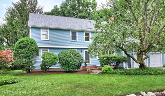 8 Sunny Knoll Terrace, Lexington, MA 02421 (MLS #72379014) :: Commonwealth Standard Realty Co.