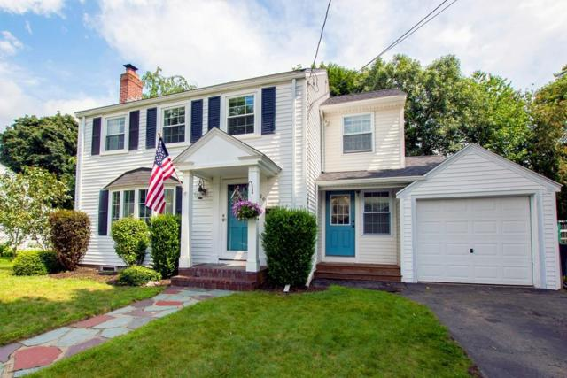 16 Lilly Ln, Dedham, MA 02026 (MLS #72379035) :: The Muncey Group