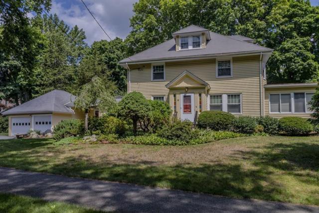 16 Audubon Road, Lexington, MA 02421 (MLS #72379105) :: Commonwealth Standard Realty Co.