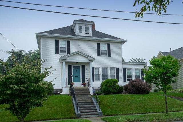 96 Hillcroft Avenue, Worcester, MA 01606 (MLS #72379378) :: Apple Country Team of Keller Williams Realty