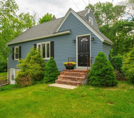589 Pleasant Street, Marlborough, MA 01752 (MLS #72379431) :: Hergenrother Realty Group
