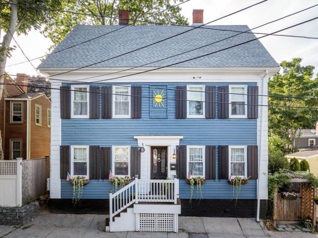 6 Olive Street, Newburyport, MA 01950 (MLS #72379439) :: Commonwealth Standard Realty Co.