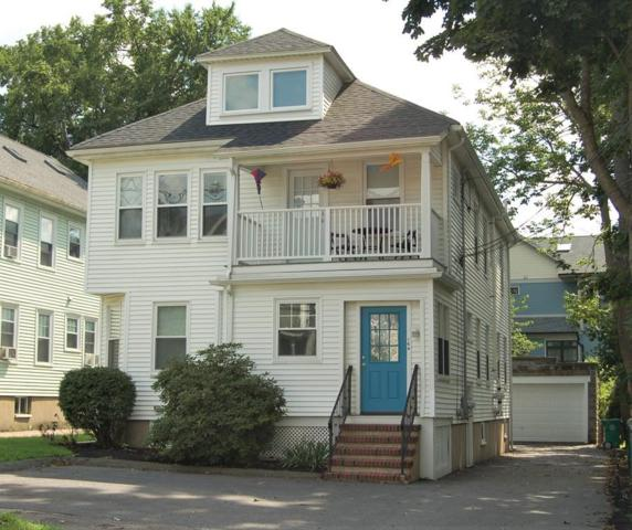 164 Pearl St #2, Newton, MA 02458 (MLS #72379464) :: Commonwealth Standard Realty Co.