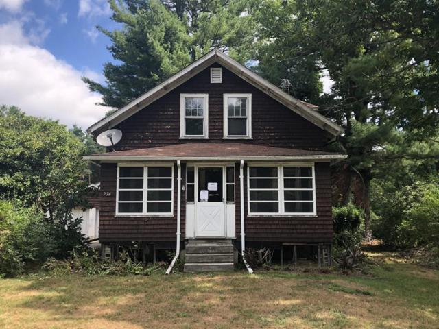 274 S Worcester St, Norton, MA 02766 (MLS #72379474) :: Westcott Properties