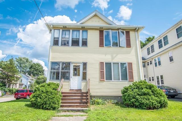 22 Quincy Street, Watertown, MA 02472 (MLS #72379477) :: Commonwealth Standard Realty Co.