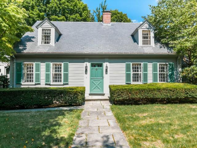 77 Fairway Rd, Brookline, MA 02467 (MLS #72379510) :: The Muncey Group