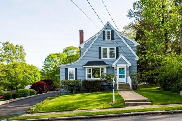 40 Hunting St, North Attleboro, MA 02760 (MLS #72379608) :: Anytime Realty