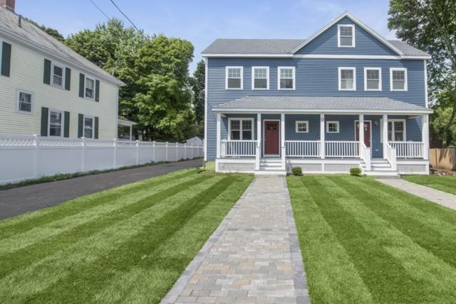 140 New Balch St A, Beverly, MA 01915 (MLS #72379623) :: EdVantage Home Group