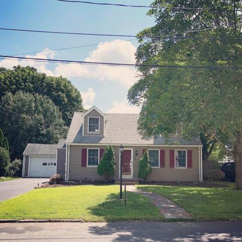 83 Cove Street, Pawtucket, RI 02861 (MLS #72379630) :: Westcott Properties