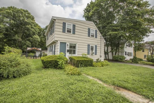 120 Center St, Easton, MA 02356 (MLS #72379642) :: ALANTE Real Estate