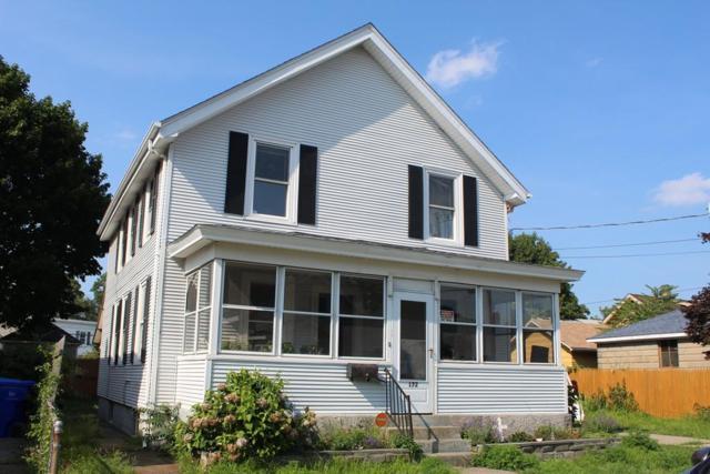 172 Oakland Ave., Pawtucket, RI 02861 (MLS #72379666) :: Westcott Properties