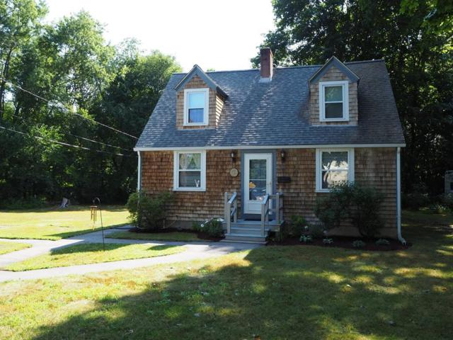 528 Fall River Ave, Seekonk, MA 02771 (MLS #72379676) :: Anytime Realty
