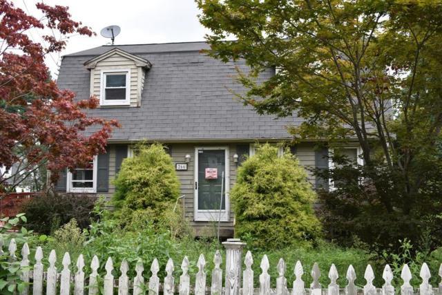266 Salem Road, Billerica, MA 01821 (MLS #72379684) :: Westcott Properties