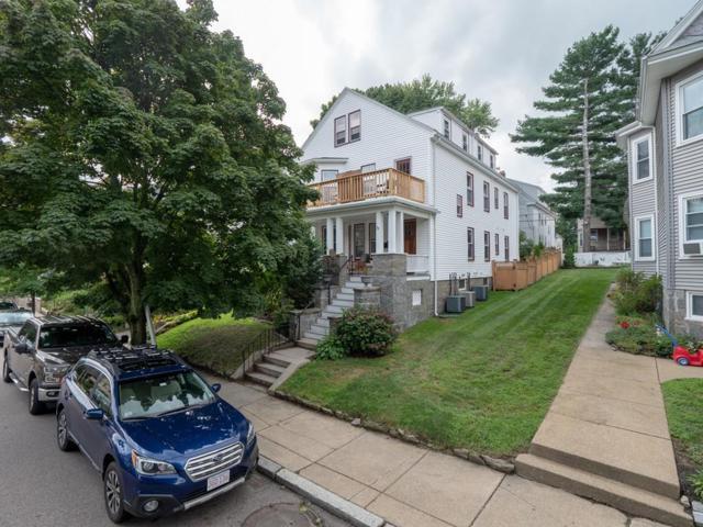 28 Fletcher #1, Boston, MA 02131 (MLS #72379720) :: Cobblestone Realty LLC