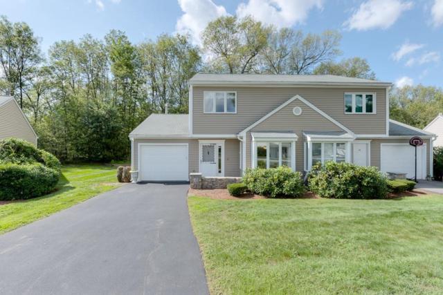 47 Oakwood Lane #47, Worcester, MA 01604 (MLS #72379744) :: Westcott Properties