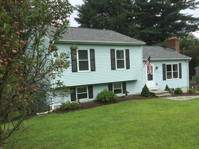 134 Rumonoski Drive, Northbridge, MA 01534 (MLS #72379749) :: Hergenrother Realty Group