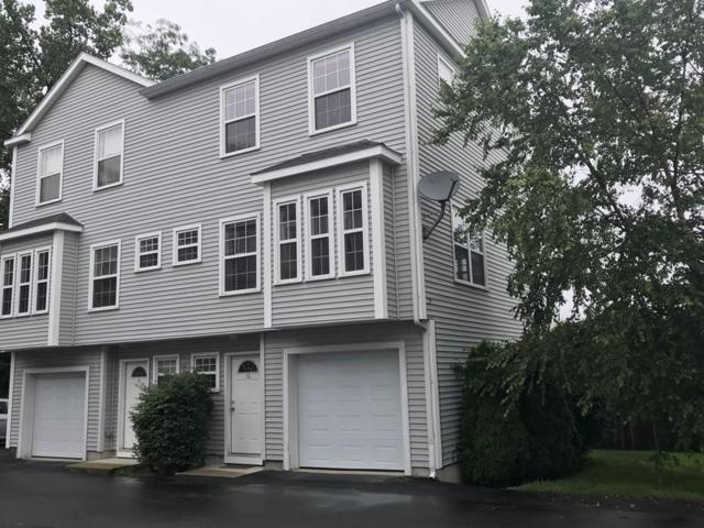 184 Washington St #13, Quincy, MA 02169 (MLS #72379750) :: Westcott Properties