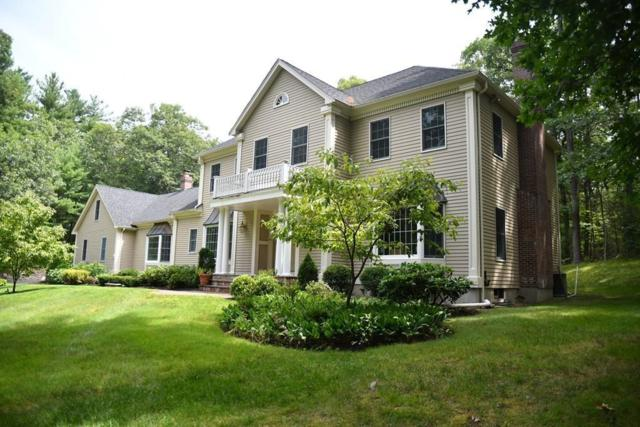 38 Carriage Way, Sudbury, MA 01776 (MLS #72379763) :: Commonwealth Standard Realty Co.