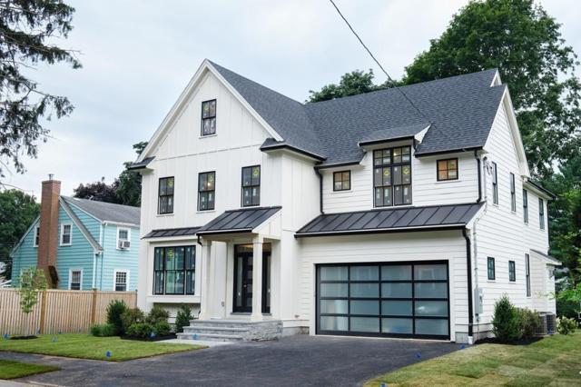 73 Manning St, Needham, MA 02494 (MLS #72379770) :: Westcott Properties