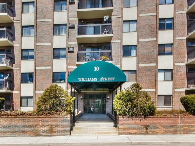 10 Williams Street #35, Watertown, MA 02472 (MLS #72379780) :: Westcott Properties