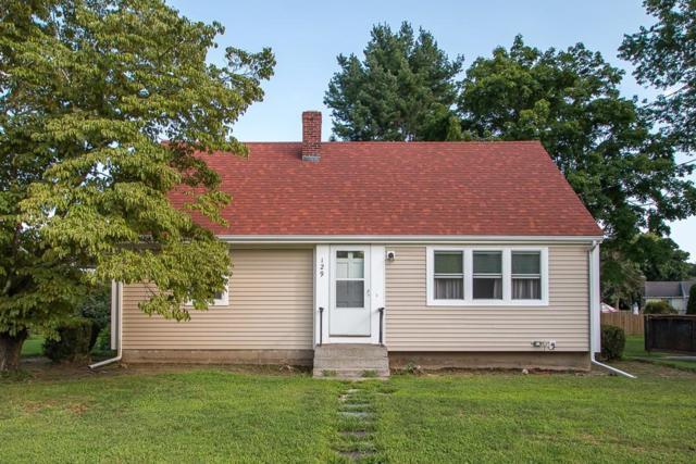 129 Fieldwood Ave., Seekonk, MA 02771 (MLS #72379785) :: Westcott Properties