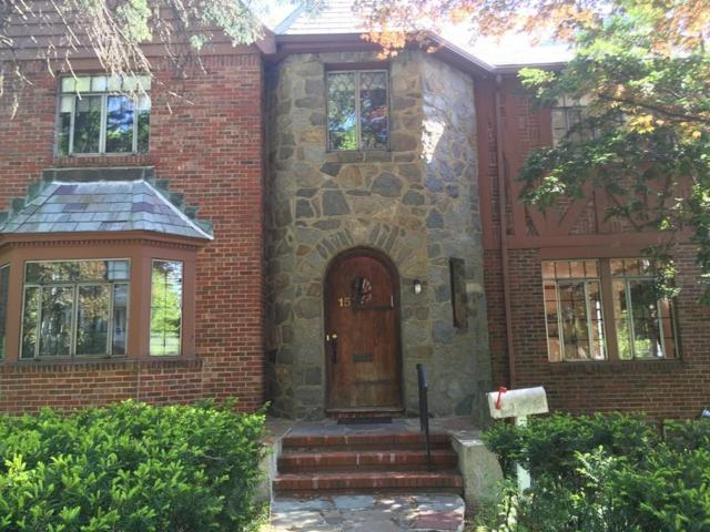 15 Winthrop Road, Brookline, MA 02445 (MLS #72379788) :: Westcott Properties