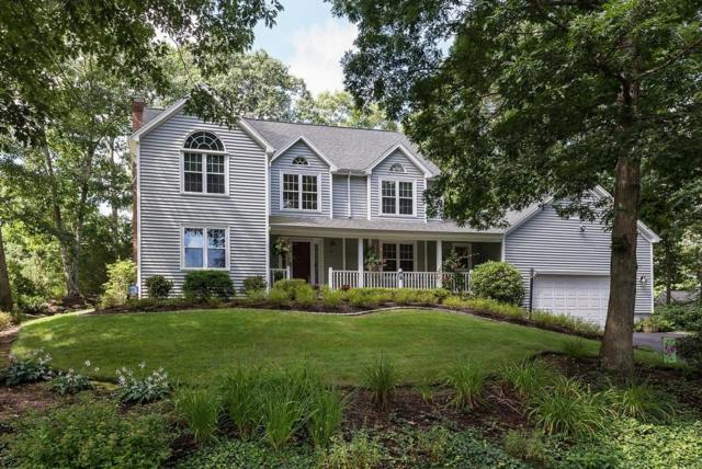 54 Wagon Wheel Road, North Attleboro, MA 02760 (MLS #72379792) :: Anytime Realty