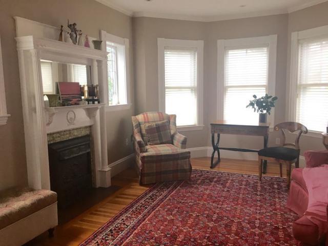 22 Hudson St #2, Somerville, MA 02143 (MLS #72379799) :: Westcott Properties