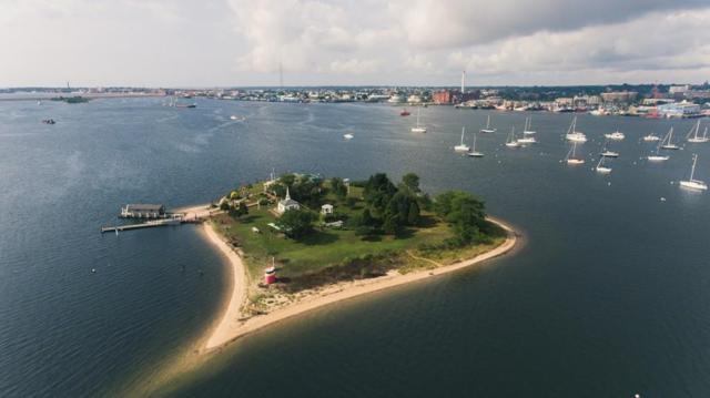 1 Crow Island, Fairhaven, MA 02719 (MLS #72379805) :: Westcott Properties
