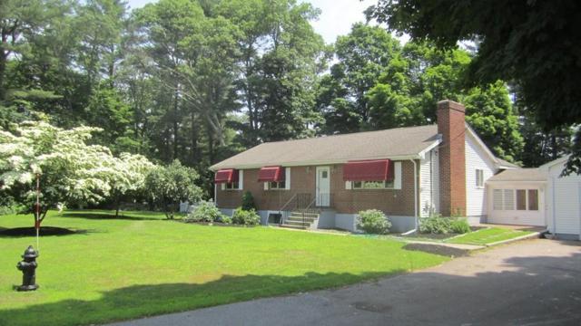 130 Richard Road, Stoughton, MA 02072 (MLS #72379808) :: Westcott Properties