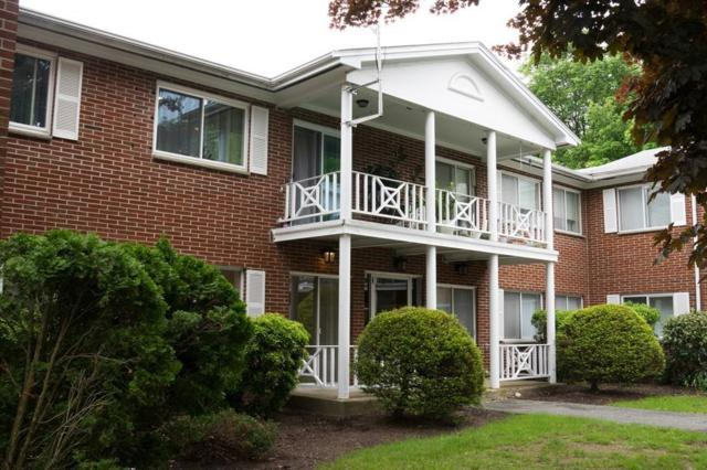 16 Bayberry Dr #4, Sharon, MA 02067 (MLS #72379820) :: Westcott Properties