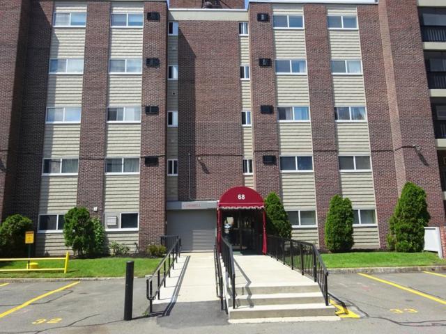 68 Main St 12C, Stoneham, MA 02180 (MLS #72379822) :: Westcott Properties