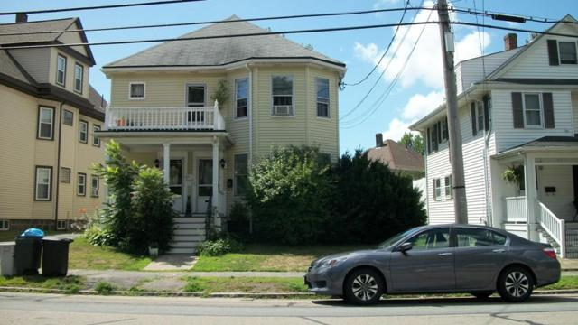 217-219 Billings Road, Quincy, MA 02170 (MLS #72379917) :: Commonwealth Standard Realty Co.