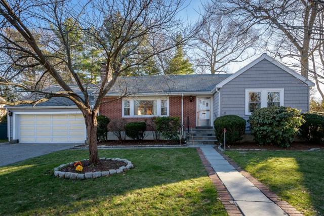 43 Windmill Lane, Arlington, MA 02474 (MLS #72379975) :: EdVantage Home Group
