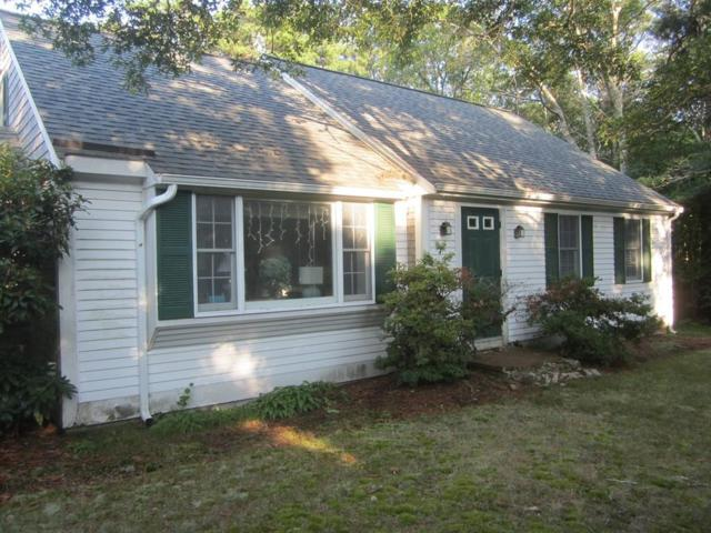 196 Higgins Crowell Rd, Yarmouth, MA 02673 (MLS #72380016) :: Hergenrother Realty Group