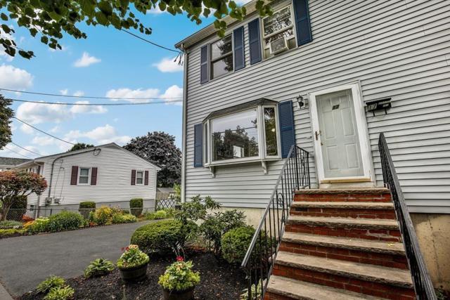 17 Morris St #1, Malden, MA 02148 (MLS #72380050) :: ALANTE Real Estate