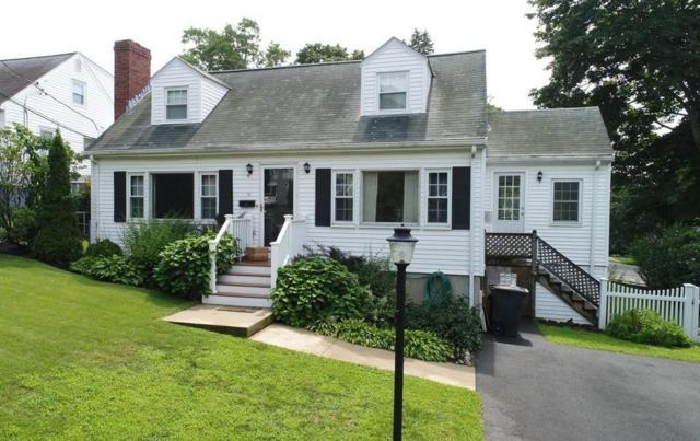 16 Wilbur Ave, Arlington, MA 02476 (MLS #72380100) :: EdVantage Home Group