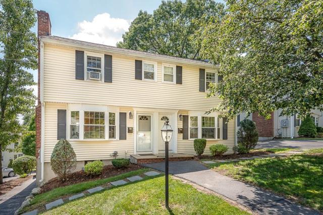 10 Rockaway Ln #10, Arlington, MA 02476 (MLS #72380128) :: EdVantage Home Group