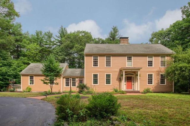 160 Calamint Hill Rd N, Princeton, MA 01541 (MLS #72380130) :: Hergenrother Realty Group