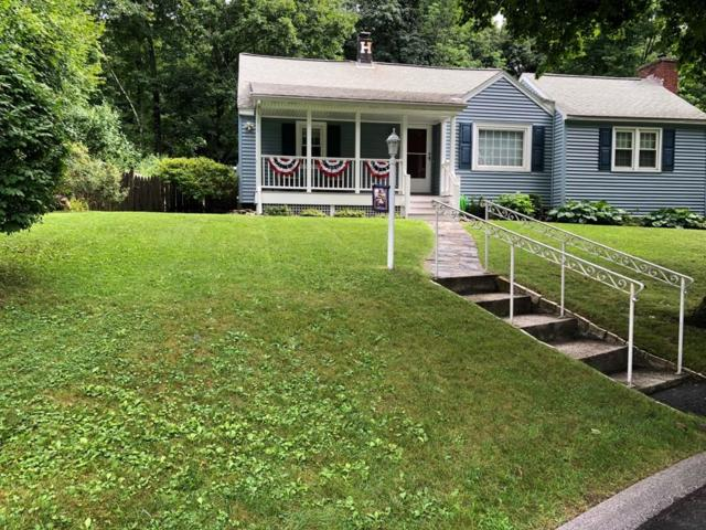 6 Brookhaven, Worcester, MA 01606 (MLS #72380203) :: Hergenrother Realty Group