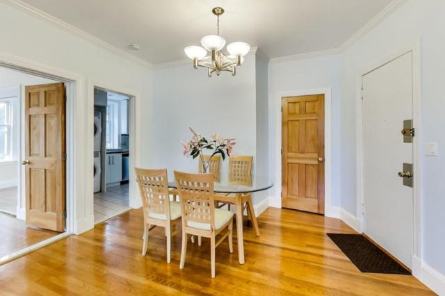 96 Saint Paul St #3, Brookline, MA 02446 (MLS #72380374) :: The Muncey Group