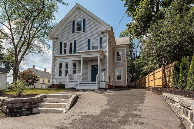 2 Johnson Street #1, Woburn, MA 01801 (MLS #72380389) :: EdVantage Home Group